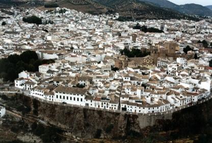 Casco urbano de Priego de Córdoba